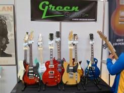 Fuzz 2016 – Green Guitars