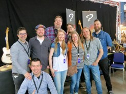 Fuzz 2016 – group picture