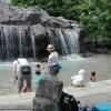 天王公園 荒川区 水遊び