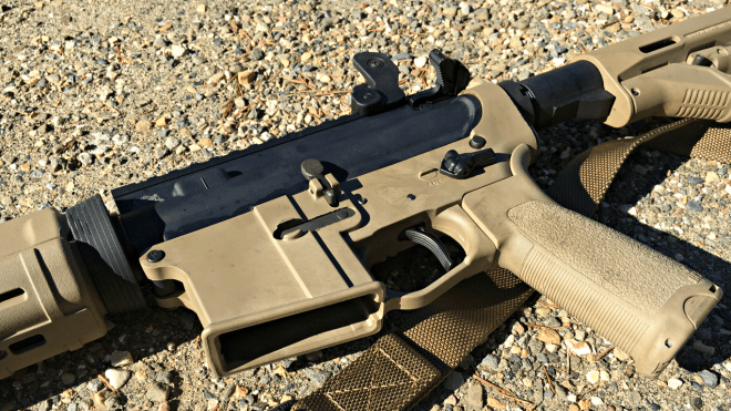 The Tennessee Arms Company 80% Lower Receiver | Kit Badger