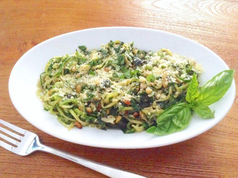 KitchAnnette Zuch Noodles Plate