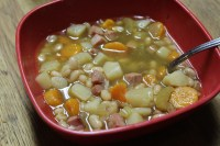 Instant Pot Bean Soup