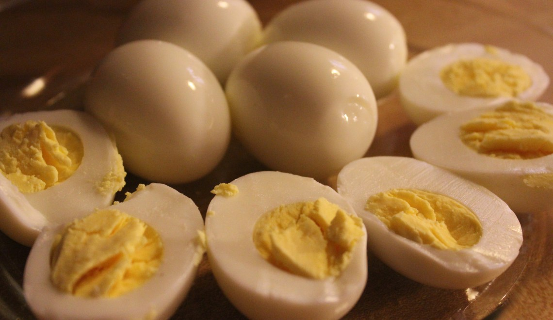 Instant Pot:  In Search of the Perfect Boiled Egg