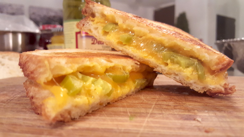 Palomino Grilled Cheese Sandwich
