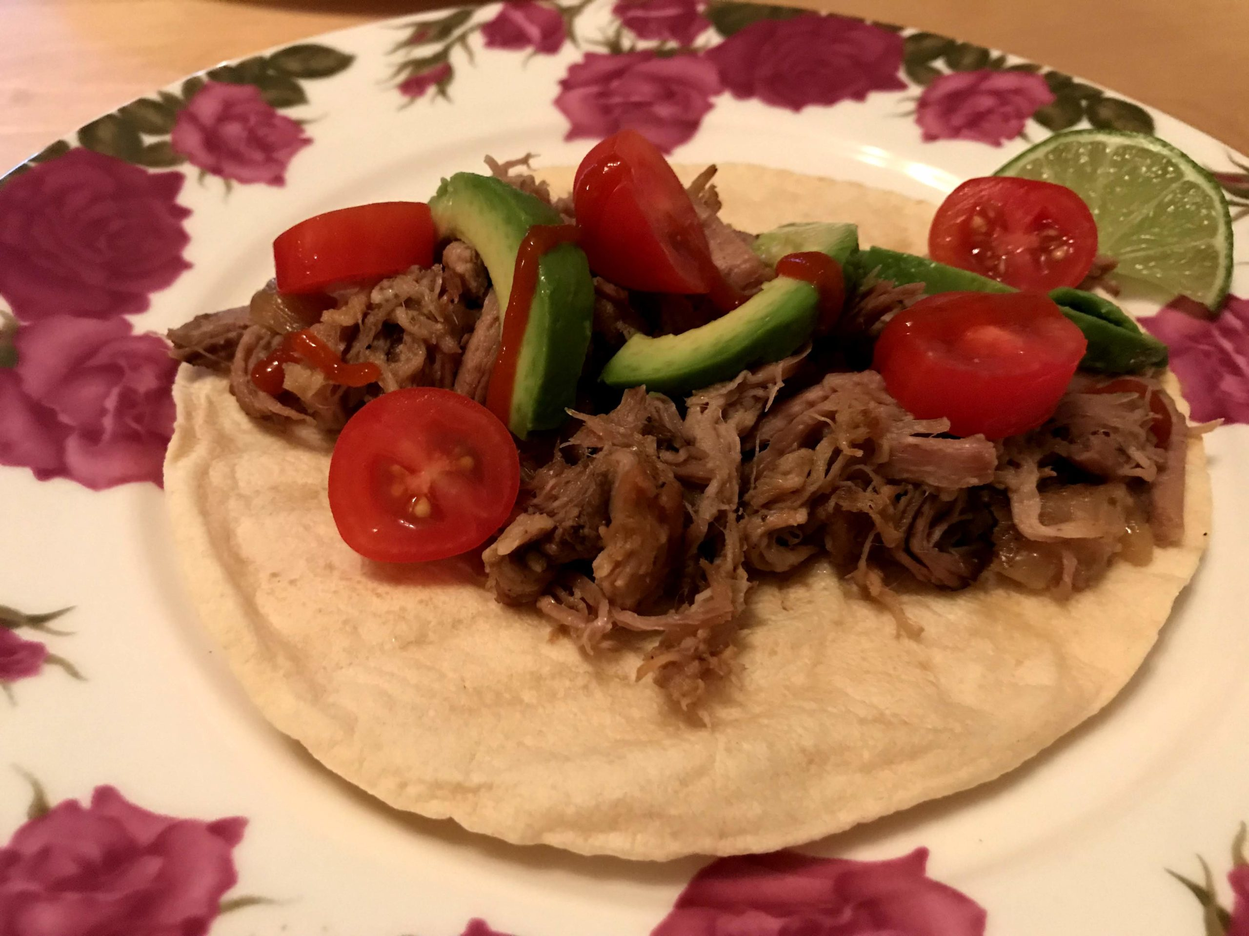 Mexican Dry Carnitas Pulled Pork