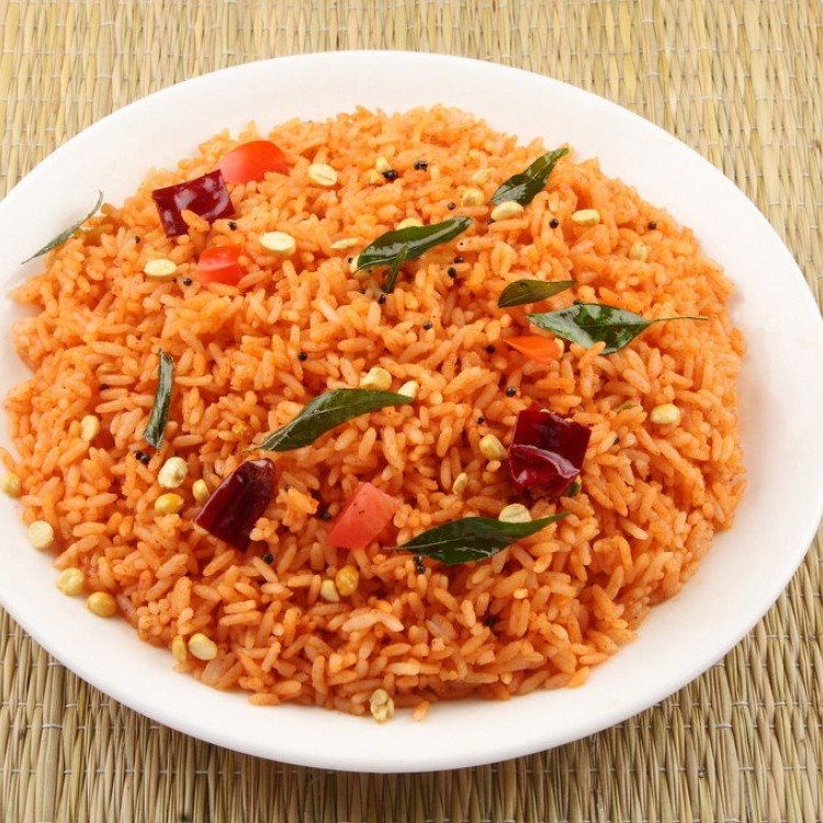 طريقة عمل الأرز بالطماطم وصفات طبخ