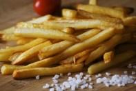 Heissluft friteuse pommes fettfrei