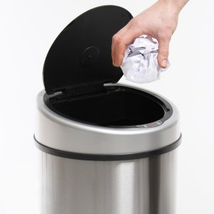 TecTake-Mülleimer-Sensor