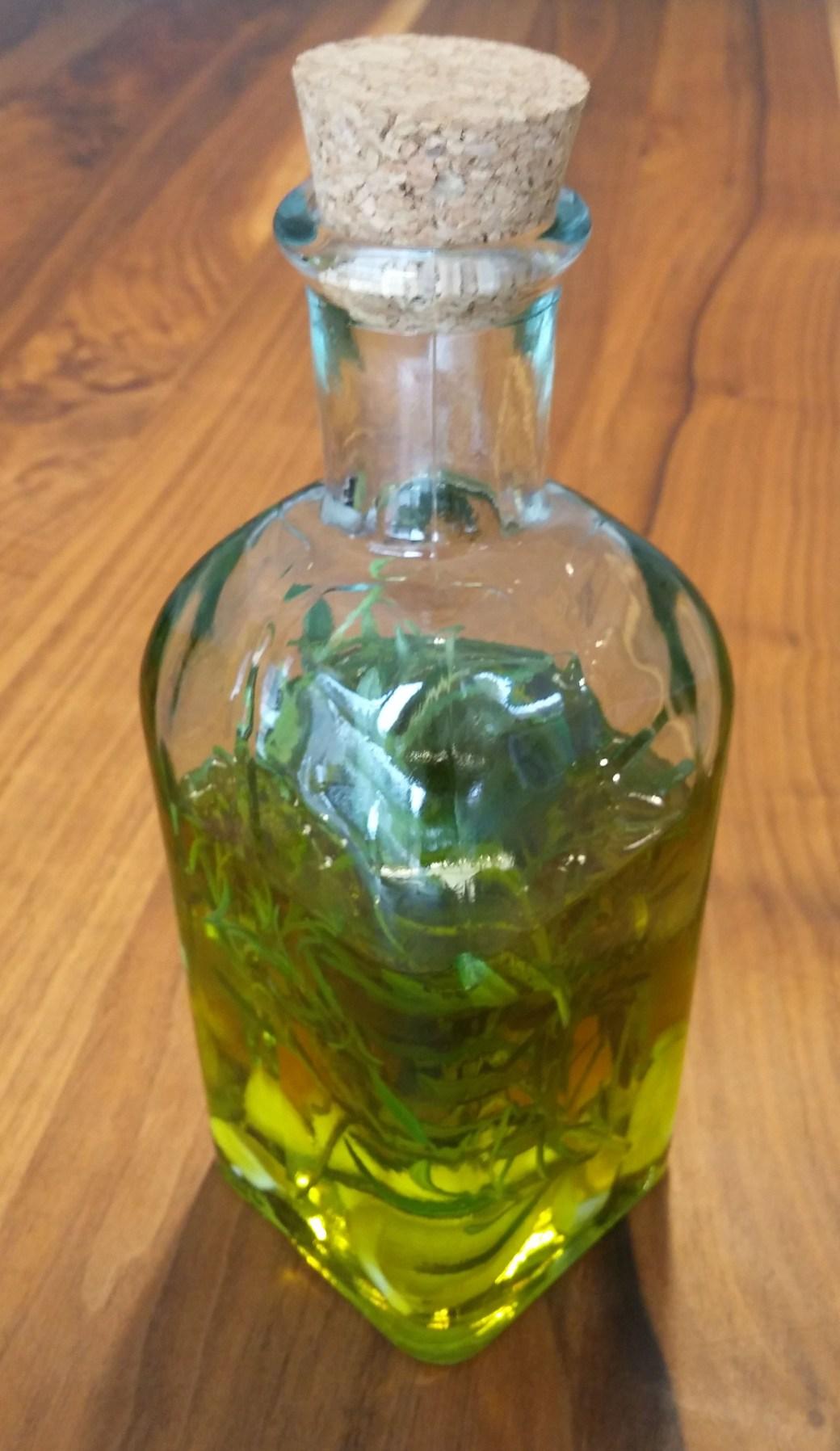 knoblauchöl selber machen (4)