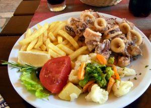 kroatische Küche