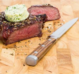 Steakmesser Test
