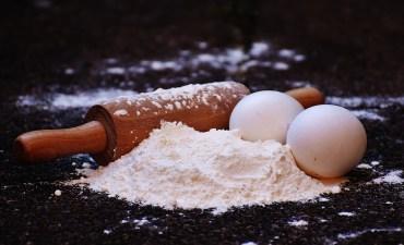 Pasta selber machen mit Nudelholz
