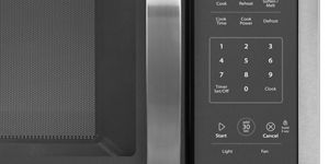 2 1 cu ft over the range microwave with steam cooking