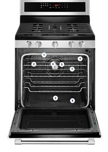 guide to the parts of an oven maytag