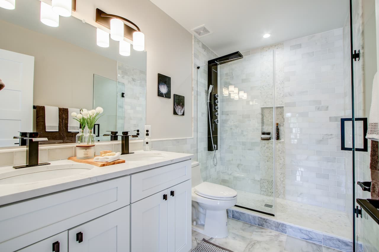 bathroom lighting ideas and tips for a