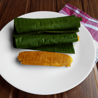 Dudiya Kadambe – A teatime delight (Vegan)