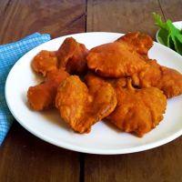 Indian Mint Fritters (Vegan + Gluten Free)