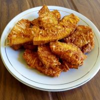 Kadgi Podi - Tender Jackfruit Chips (V+GF)