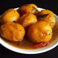 Ambya Umman - Konkani Ripe Mango Curry Dessert (Vegan + Gluten Free)