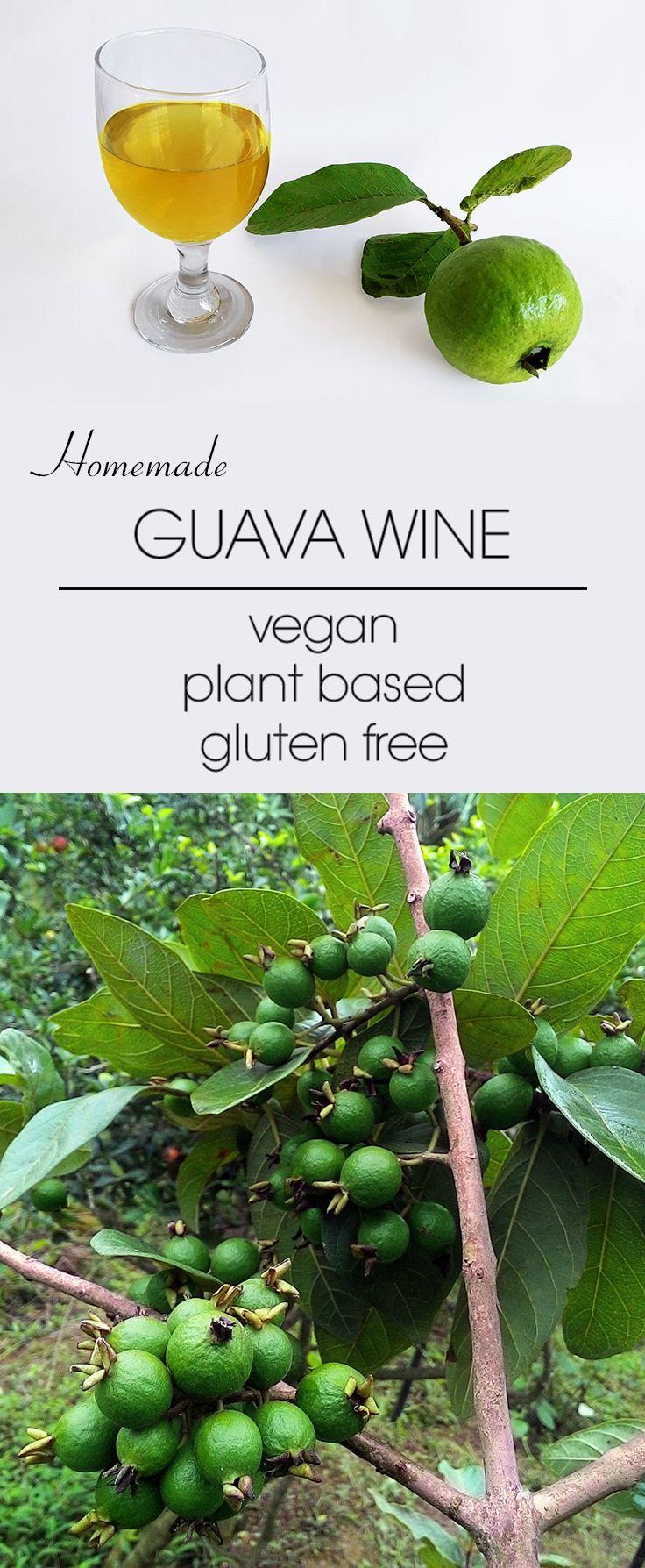 Guava Wine - Pinterest