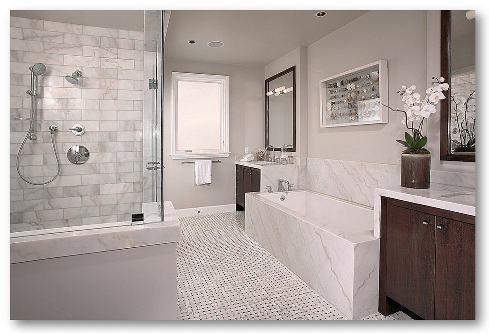 Bathroom flooring and remodeling services in va md and d for Bathroom remodeling northern virginia
