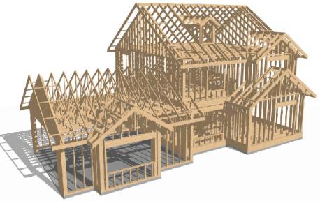 Home Framing and Foundation Viginia Contractor