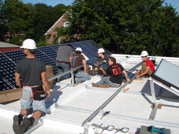 Decrease your energy payments with solar power