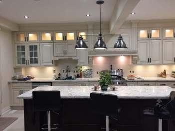 Bright New Kitchen