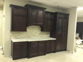 Kitchen Cabinets Display