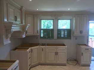 Custom Kitchen Installation