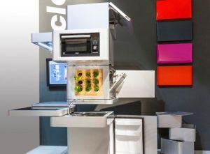Vertical Kitchen