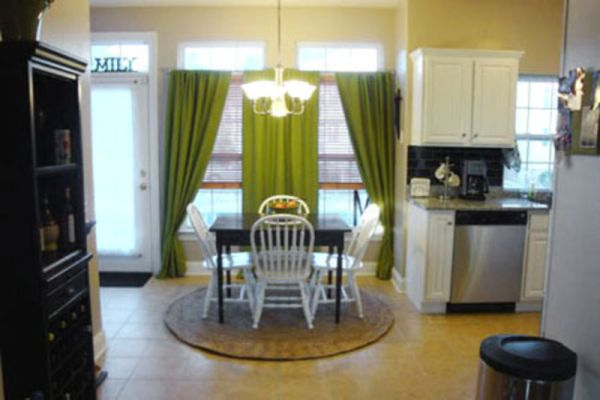 modern kitchen curtains, kitchen, curtain