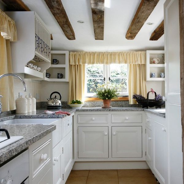 kitchen interiors in a small space (2)
