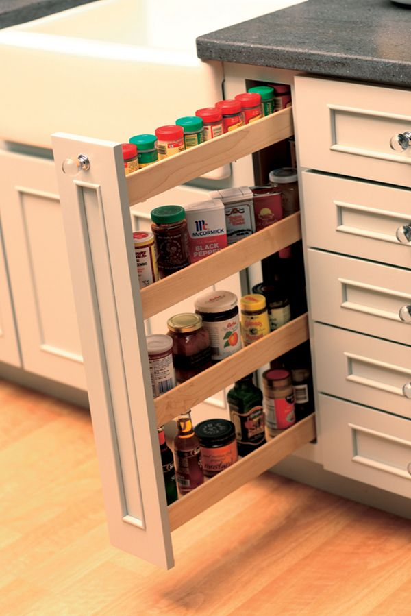 Pullout drawer