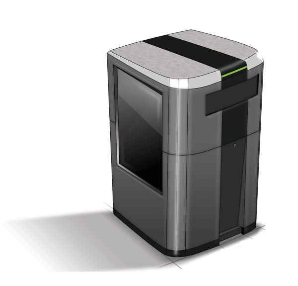 eCeptacle power bin