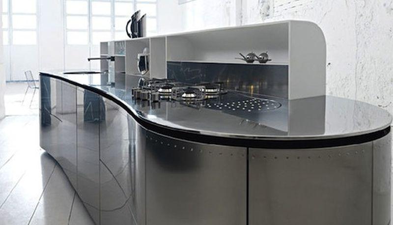 Alessandro Mendini kitchens
