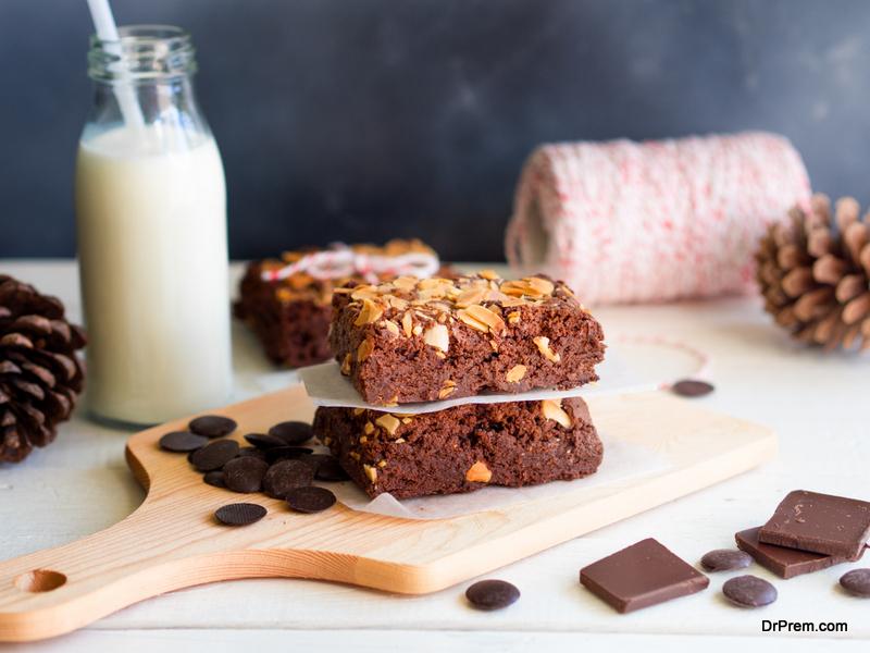 Chocolate Fudge Bars