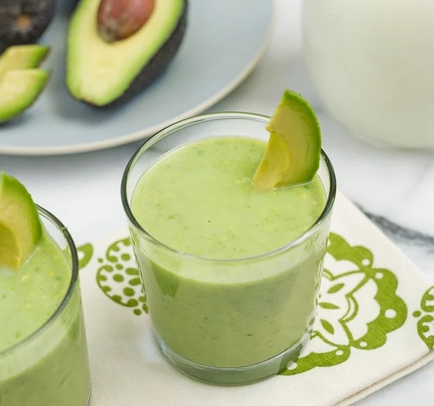 Avocado Milk | www.kitchenconfidante.com