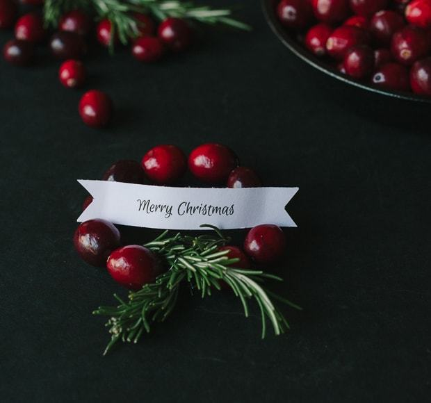 Merry Christmas | www.kitchenconfidante.com