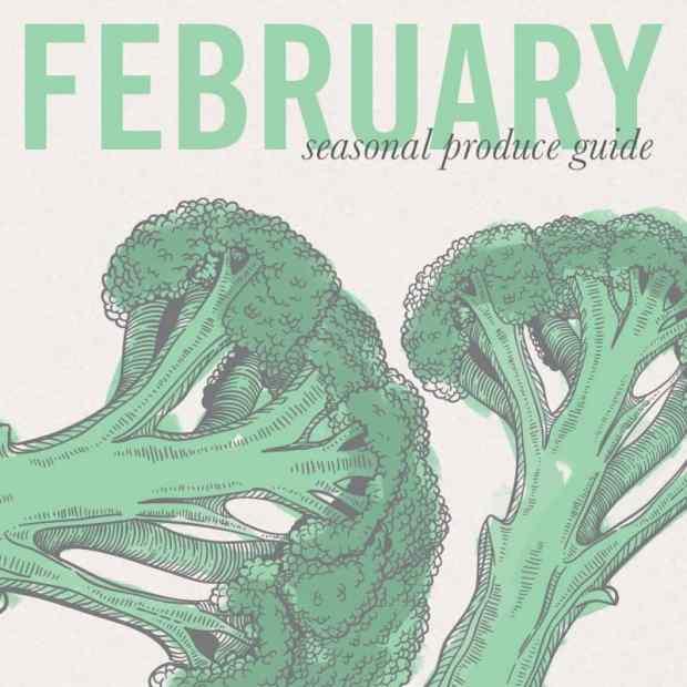 February Eat Seasonal