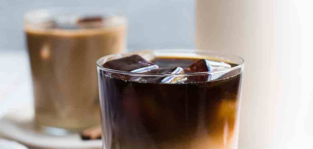 When horchata and cold brew coffee meet, it's a match made in heaven. Treat yourself with a Horchata Cold Brew Latte, made with @HorizonOrganic. #sponsored