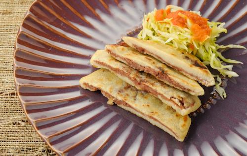 Delights from El Salvador- Pastelitos, Pupusas, Crutido ...Salvadoran Pupusas Recipe