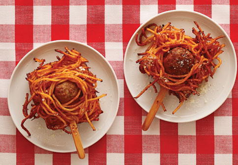 On a Stick! 80 Party-Perfect Recipes By Matt Armendariz, Cookbook Review