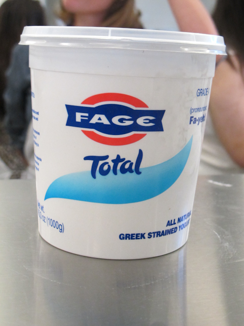 Greek Cooking Continues with FAGE