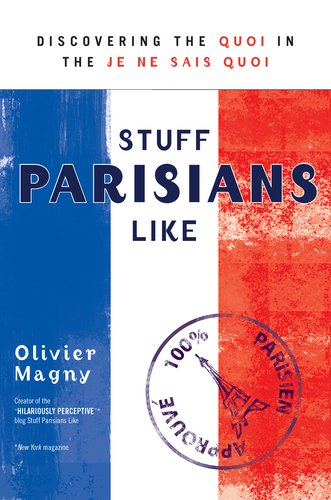 Parisian Summer Reading With David Lebovitz and Olivier Magny