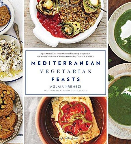 Mediterranean Vegetarian Feasts by Aglaia Kremezi