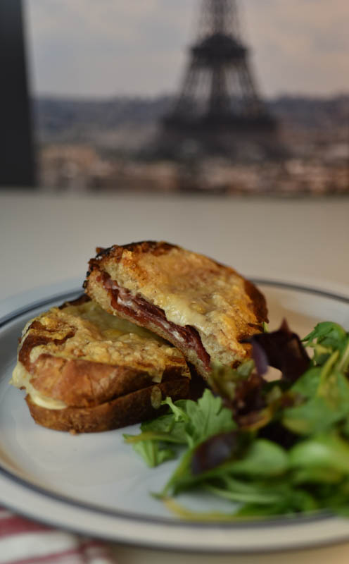 French Fridays: Croque Monsieur – David Lebovitz's My Paris Kitchen