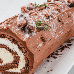 Classic Yule Log Recipe