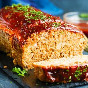 Eggless Meatloaf is Tasty, Tender, and Juicy