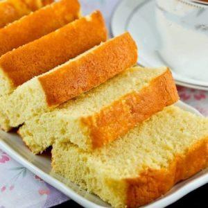 Honey Castella Cake